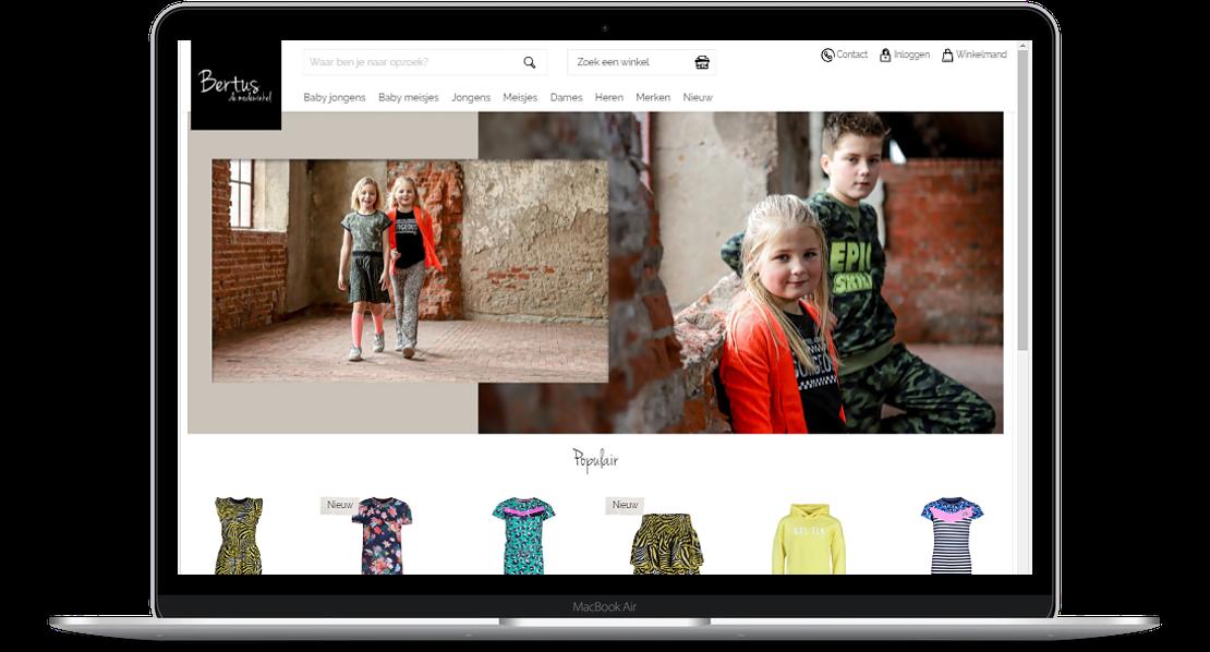 Bertus Mode Webshop