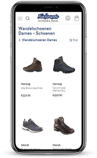 Kathmandu mobile product overview