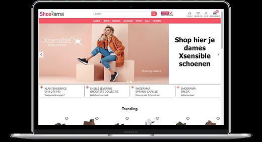 ShoeRama webshop