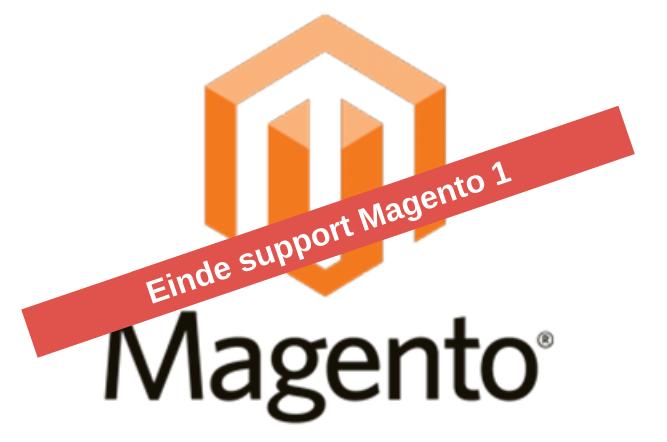 Einde support Magento 1